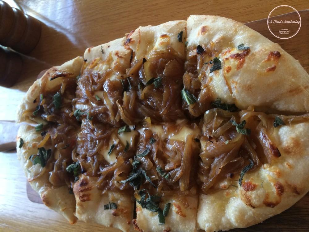 Sage & Onion Pizza Bread