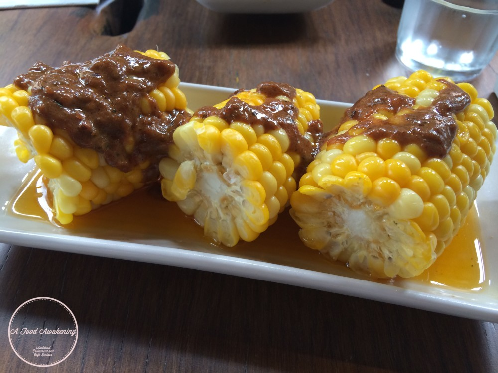 Corn w/ Chipotle Butter (Special)