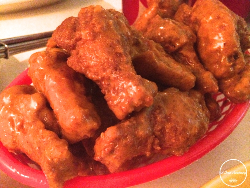 Buffalo Chicken Wings - Special