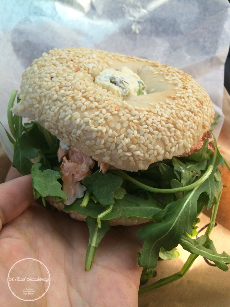 The Classic Bagel