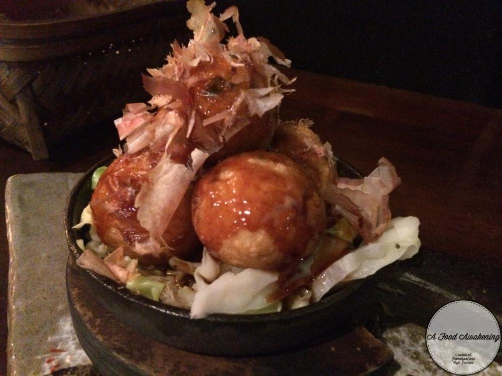 Takoyaki - Octopus Balls