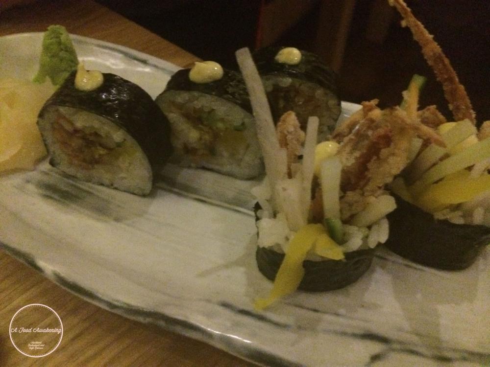 Age Watari Gani - Soft Shell Crab