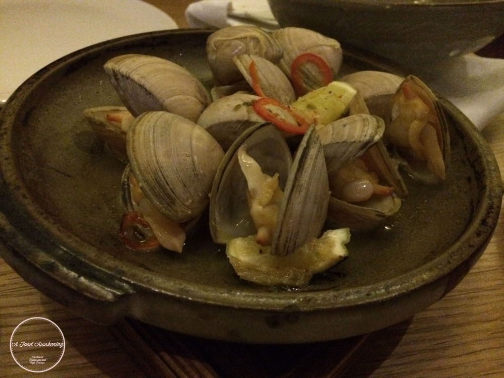 Asari No Miso Tobanyaki - Cloudy Bay Clams