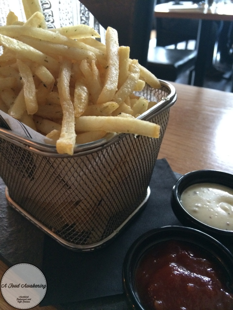 Gourmet Fries