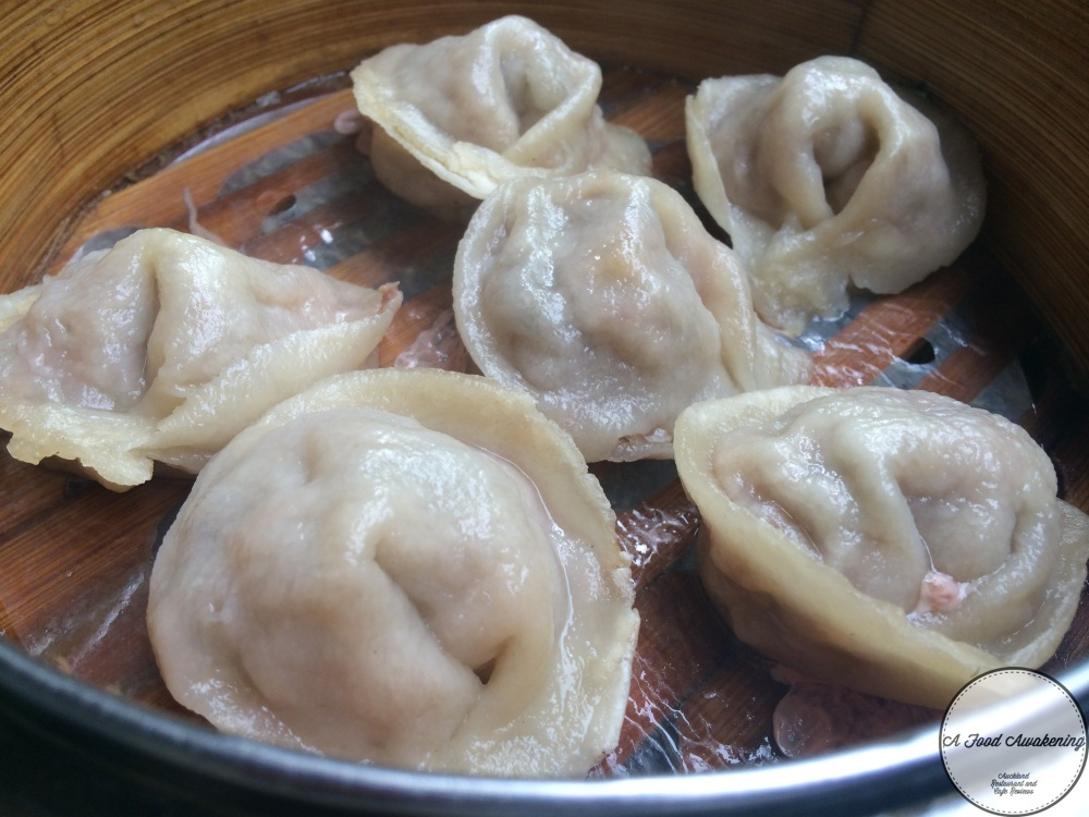 Lamb and fennel Dumplings