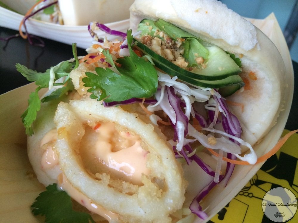 Squid Gua Bao