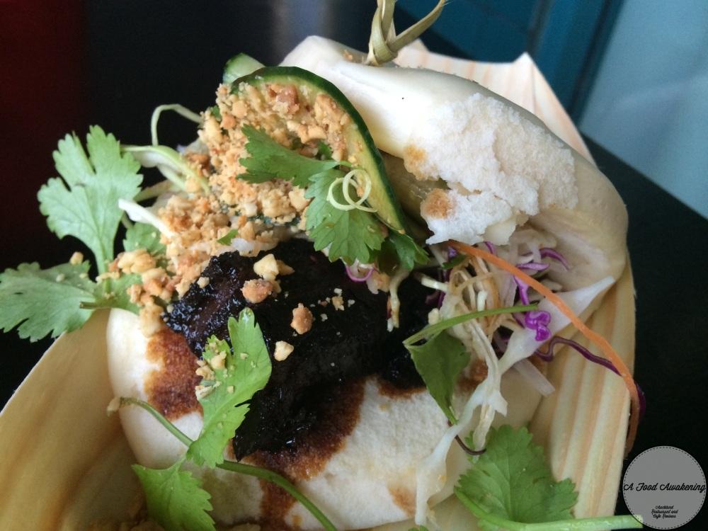 Pork belly Gua Bao