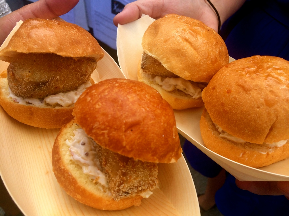 Fish Sliders