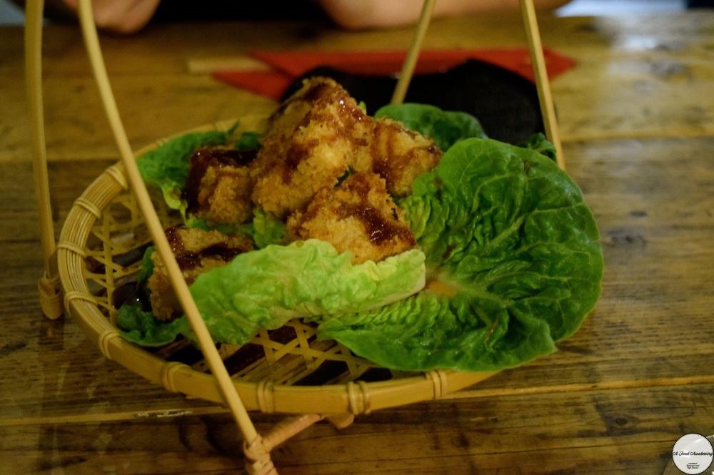 Katsu Tofu