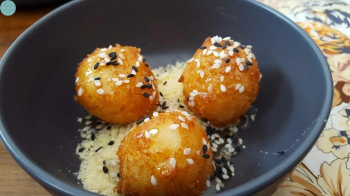 Goats Cheese Balls