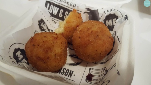 Mac and Cheese Balls